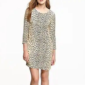 J. Crew Jules dress in wildcat size 2